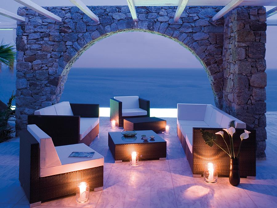 Lounge Tisch Bellini 90x90