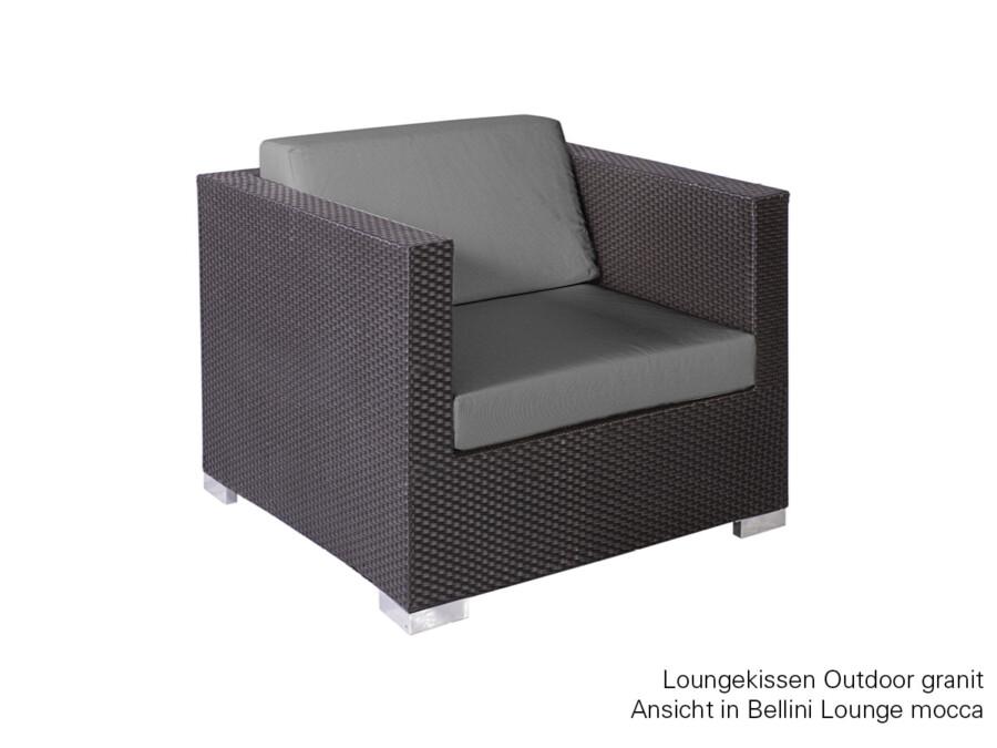 Loungekissen granit
