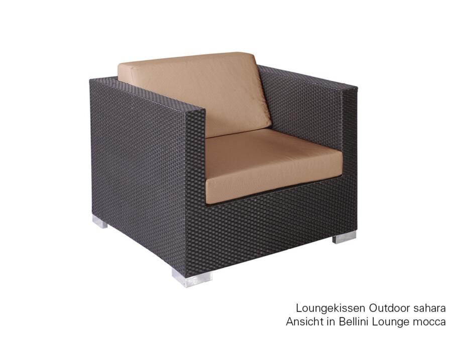 Loungekissen Outdoor sahara