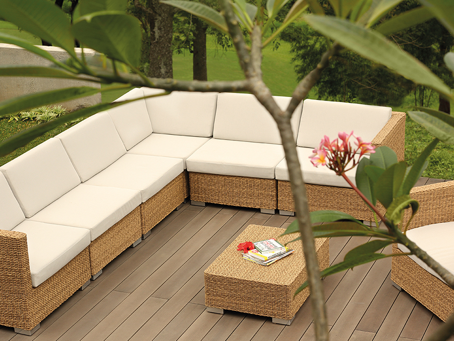 Lounge Bellini Twist natur