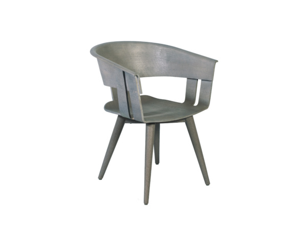 Sessel Nordlicht old grey