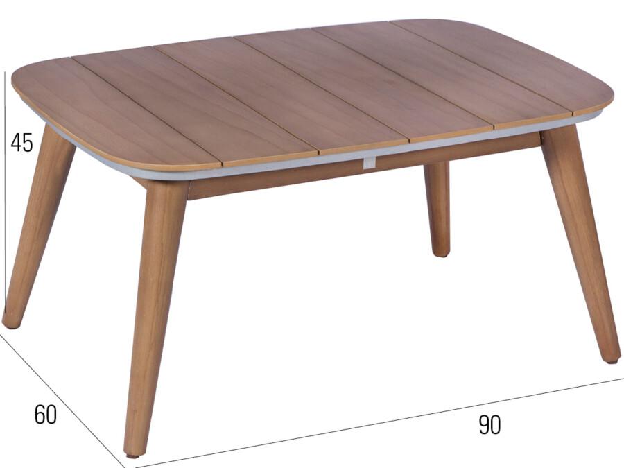 Lounge Tisch Iconic borneo