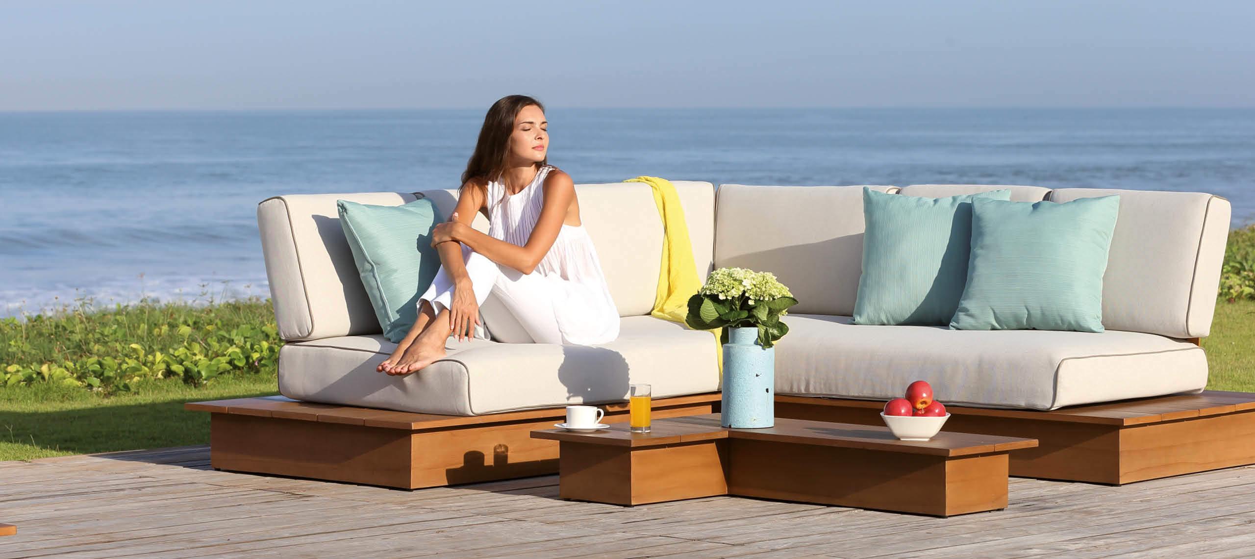 Exklusive Loungemöbel Outdoor   Luxus für Terrasse & Garten