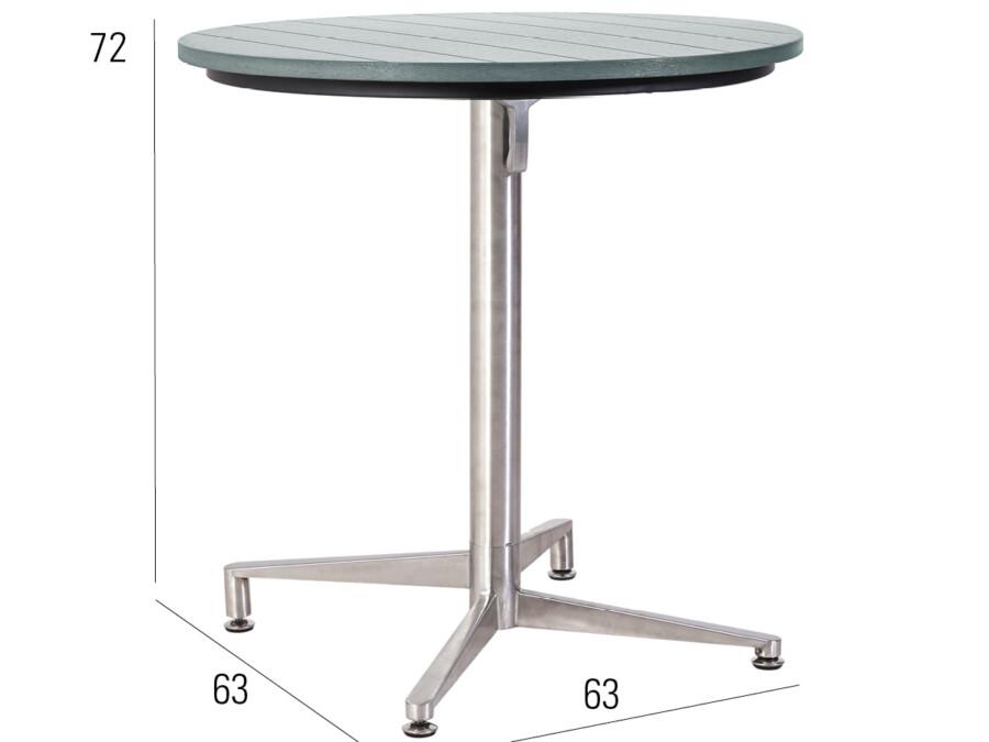 Tisch Victory Edelstahl