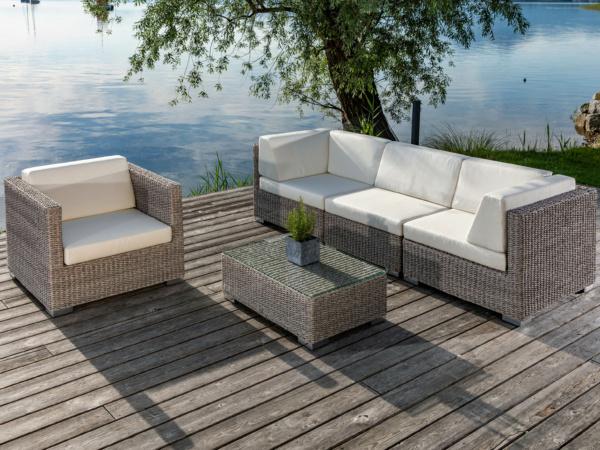Outdoor Kissen für Loungemöbel in bester Qualität