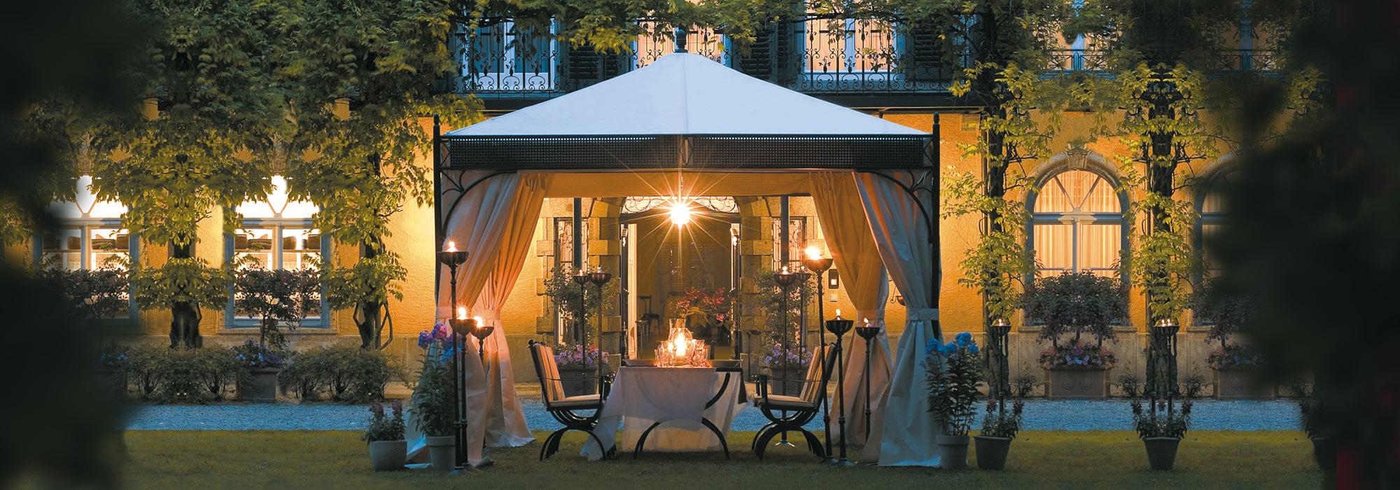 Pavillon Romeo